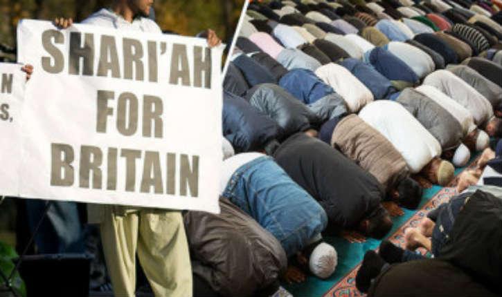 Grande-Bretagne: 43% des musulmans souhaiteraient que la loi islamique remplace la loi britannique