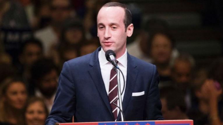 Stephen Miller, conseiller juif de Trump, écrira le discours inaugural du 20 janvier