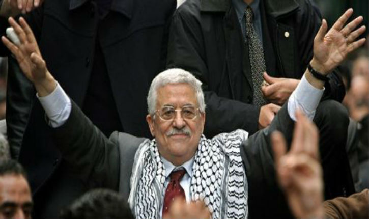 Mahmoud Abbas appelle au Djihad