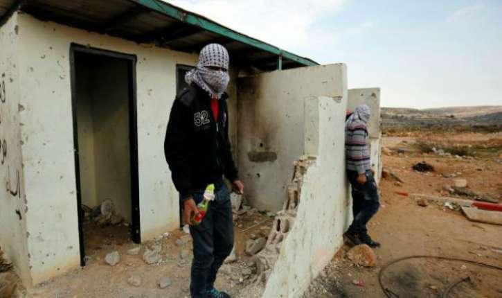 Jérusalem: Après avoir lancé des engins explosifs contre des soldats, un terroriste palestinien est abattu
