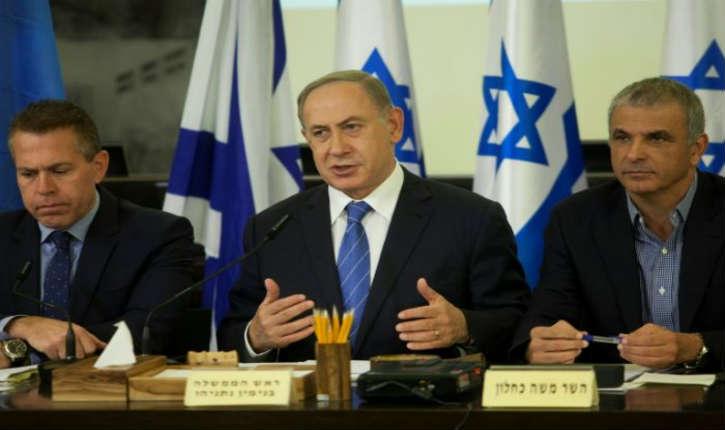 Netanyahou fustige l'élection du terroriste palestinien Barghouti au Fatah