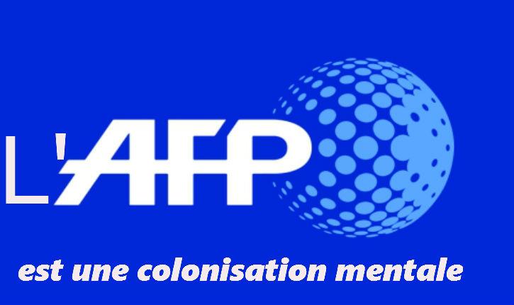 L'obsession coloniale de l'AFP et de Libération