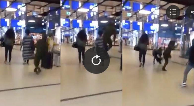Comment l'islamosphère invente une agression d'une «femme voilée» alors qu'elle ne porte aucun voile…
