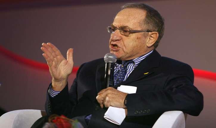 Le Pr Dershowitz très critique envers Obama