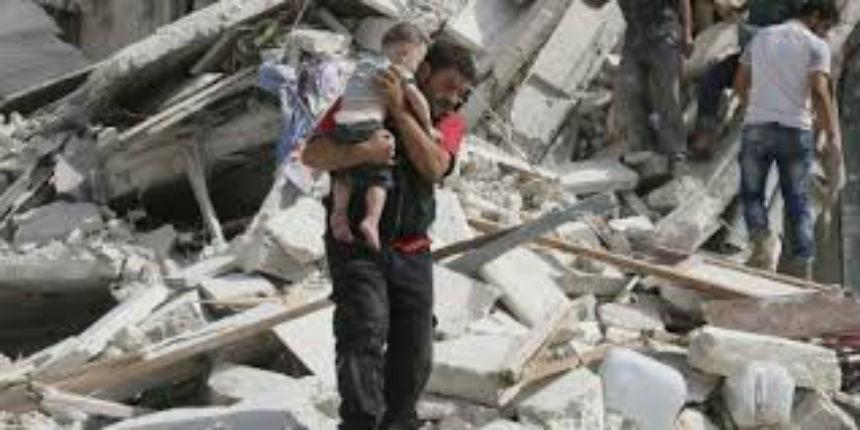 Complexité de la guerre en Syrie et couverture médiatique