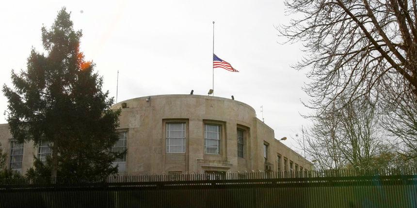 EN DIRECT – Coups de feu devant l'ambassade des Etats-Unis à Ankara