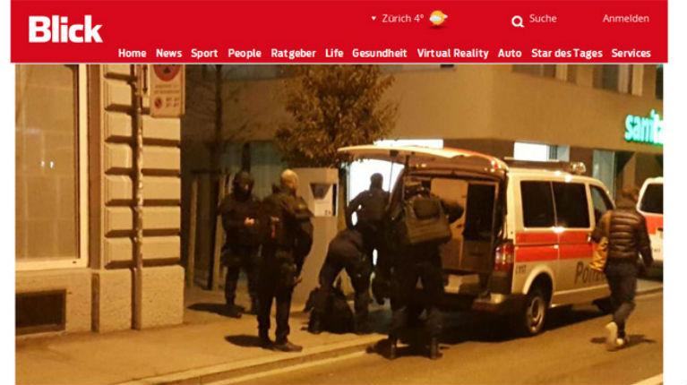 EN DIRECT – Coups de feu près d'un centre de prière musulman à Zurich: 3 blessés, l'auteur en fuite
