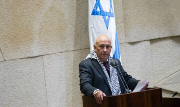 Israël: un député musulman détenu pour connivence avec le terrorisme