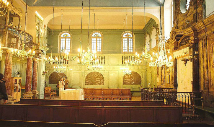 Carpentras : La plus vieille synagogue de France va fêter ses 650 ans