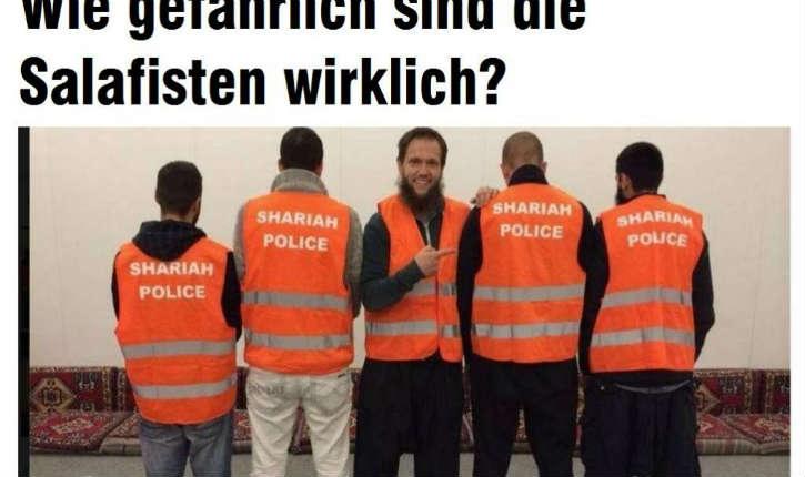 L'Allemagne se Soumet à la Charia