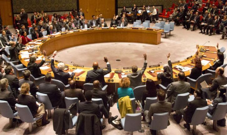 Le club des colons de l'ONU se défausse sur Israël
