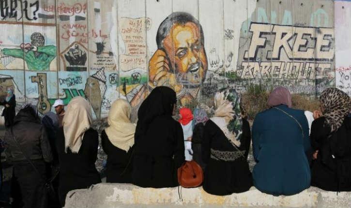 Elections Palestiniennes: Le terroriste assassin Marwan Barghouthi, emprisonné en Israël depuis 14 ans, a triomphé ce week-end à l'élection du Fatah