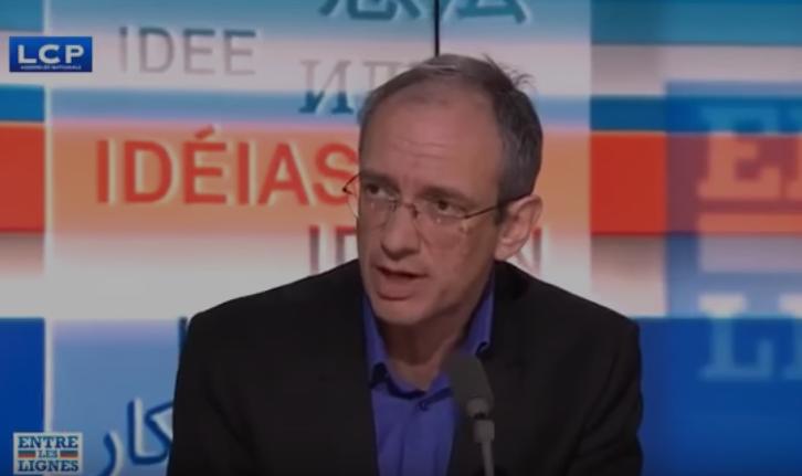 (Vidéo) Frédéric Encel accuse les pro-palestiniens Pascal Boniface et Edwy Plenel d'être des «ennemis de la nation»