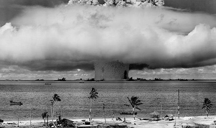 C'est officiel: Israël a testé ses armes nucléaires en Afrique du sud