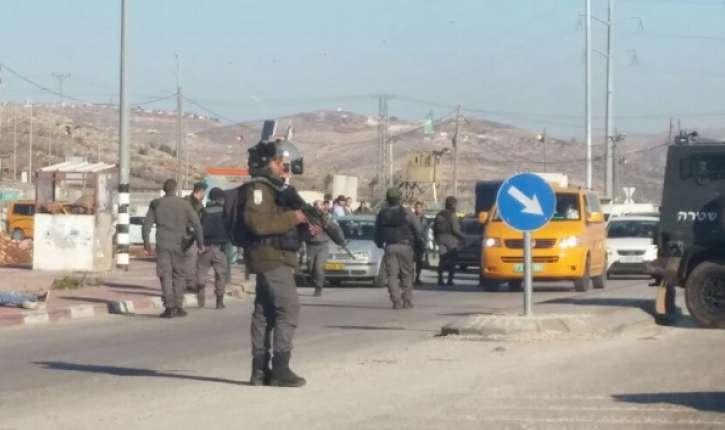 Judée Samarie: Attaque à la voiture-bélier d'un poste de Tsahal à l'ouest de Jénine. Pas de blessé
