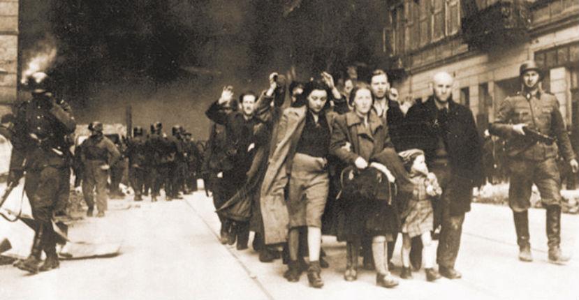 Alliés et Allemands rendent impossible le ravitaillement des Juifs internés. 1940-1945
