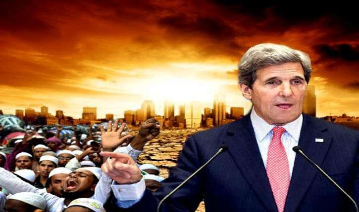 Le discours pathétique de Kerry, par Thérèse Zrihen-Dvir