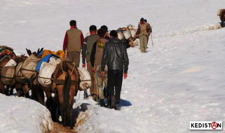 Iran: le massacre oublié des travailleurs kurdes les plus pauvres
