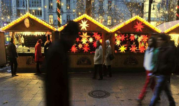 Berlin: un attentat kamikaze sur le marché de Noël déjoué in extremis