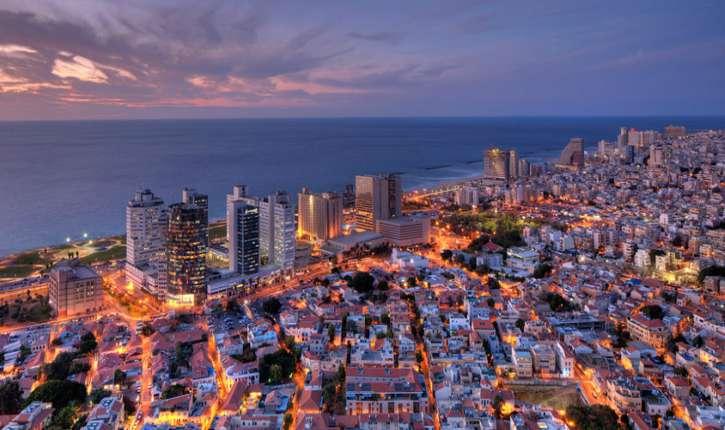 Tel-Aviv, oh Tel-Aviv…..