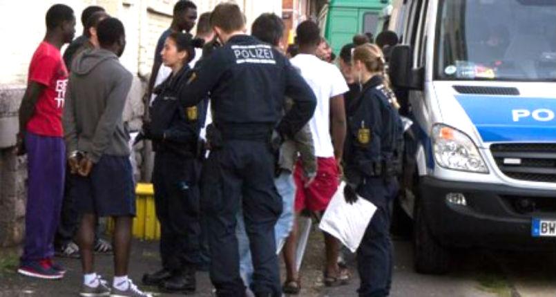 Suisse : les migrants érythréens attaquent le service de sécurité du centre de demandeurs d'asile