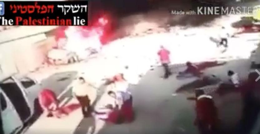[Vidéo] Pallywood : Mise en scène dévoilées des «pauvres palestiniens» massacrés, l'envers du décor que les médias français ne montrent jamais