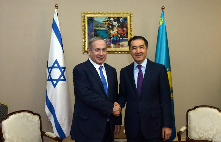 Netanyahu : « je sais qu'aucun média n'en parlera, mais je reviens de visite officielle dans deux pays islamiques »