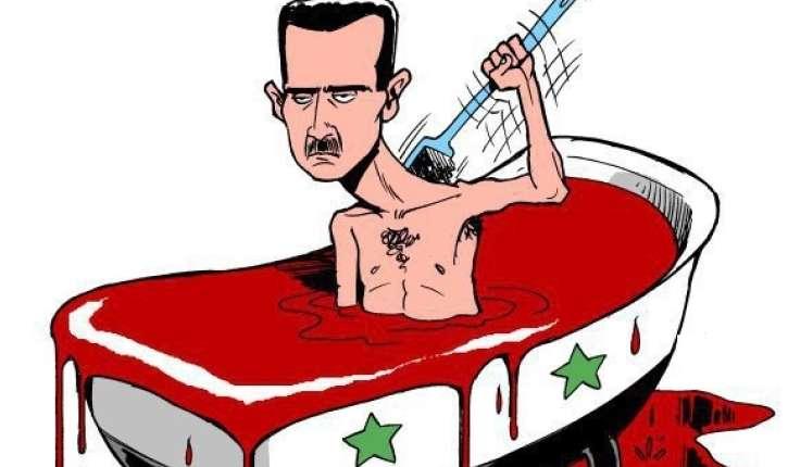 Gilles-William Goldnadel – Alep : l'encre antipathique