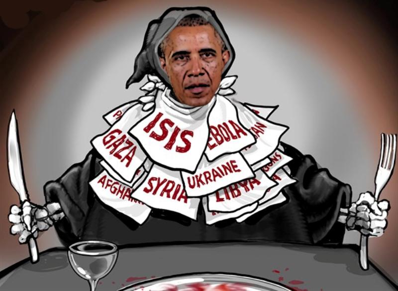Pro-Frères musulmans, adulé par les médias, Obama a largement contribué au génocide des Chrétiens au Moyen-Orient
