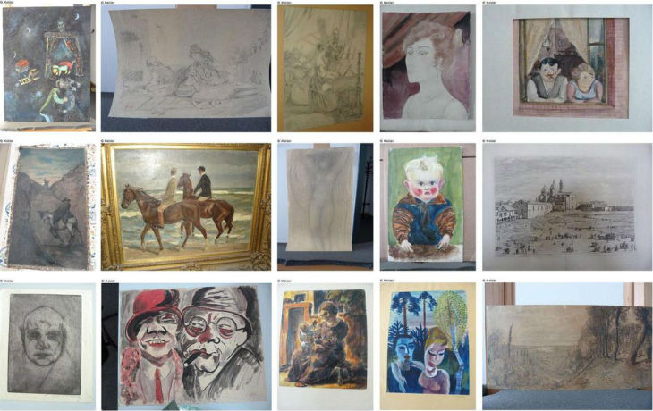 Emmanuelle Polack : «100 000 œuvres d'art ont été transférées en 1940 de la France vers l'Allemagne»