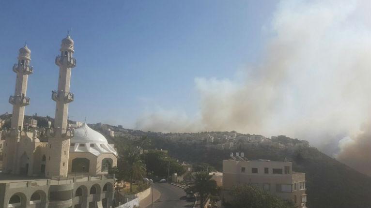 Israël: des Arabes israéliens aident à reconstruire une synagogue brûlée dans le nord d'Haïfa