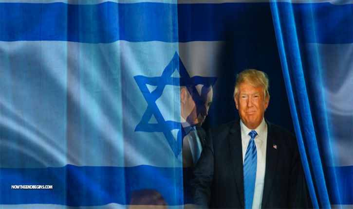 Jérusalem, capitale unique et indivisible d'Israël : Donald Trump choisit son camp… l'État-nation