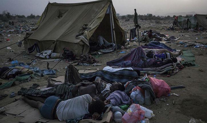 L'ONU ne peut rien faire pour les 100 000 réfugiés africains pris au piège au Yémen