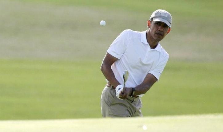 Les membres d'un club de Golf de prestige rejettent l'adhésion d'Obama pour avoir soutenu des positions anti-israéliennes