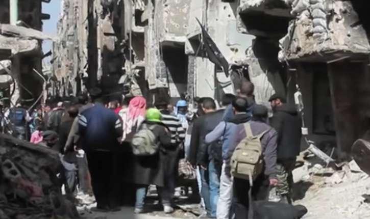 Palestiniens de Syrie : une Année de Meurtres et de Tortures, dans l'indifférence générale!