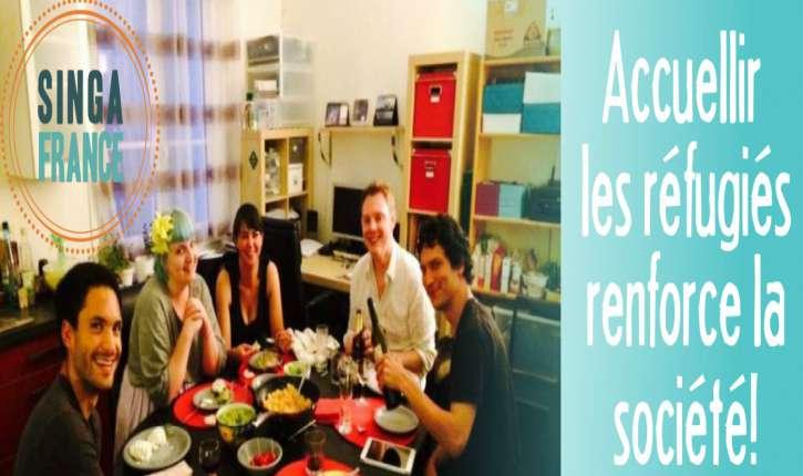 SINGA France, une association d'aide aux migrants, interdite aux français….mais payée par eux!