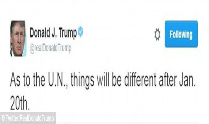 L'effet Trump : une loi proposée pour que les États-Unis mettent fin à leur adhésion à l'ONU d'ici deux ans