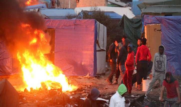 Quand l'argent public subventionnait le campement de Calais, 1,5 million d'euros par mois