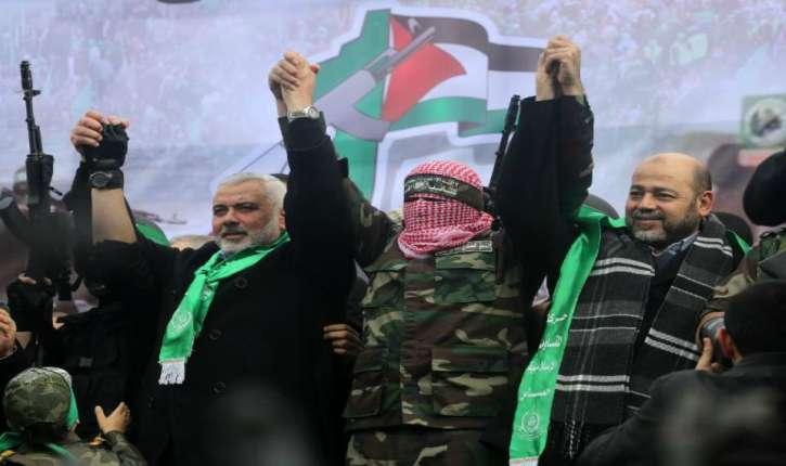 Les terroristes du Hamas fustigent le discours de Trump, et affirment «nous allons gagner toutes les guerres»