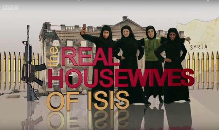 [Vidéo]Une parodie de la BBC sur les épouses des djihadistes fait polémique