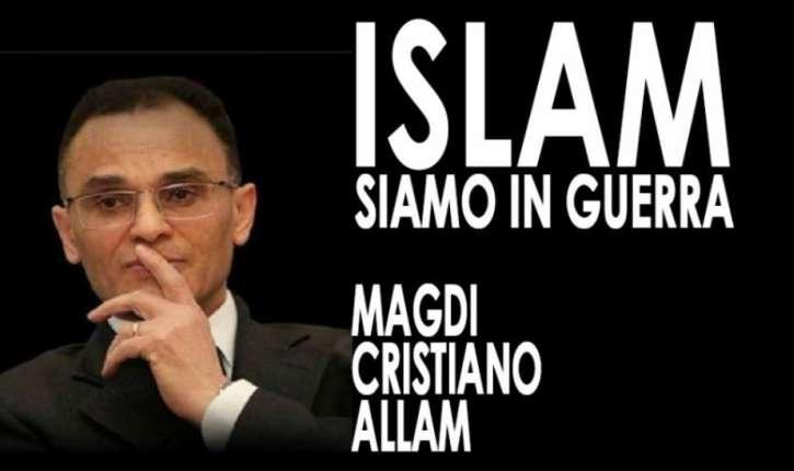 Magdi Cristiano Allam : Violents ou « pacifiques », ils veulent tous islamiser nos sociétés