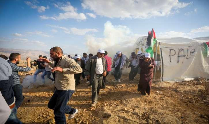 Israël: les activistes de l'extrême gauche s'attaquent à la Vallée du Jourdain