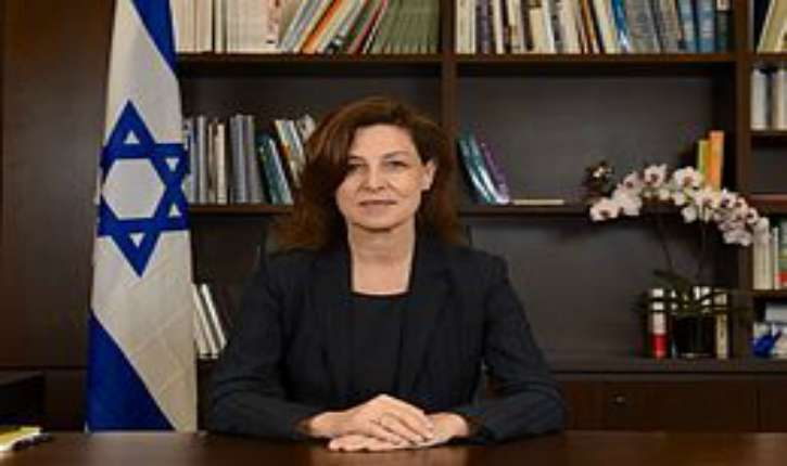 [Vidéos] Aliza Bin Noun. Commission des affaires étrangères : «Mahmoud Abbas refuse d'accepter Israël comme Etat et Nation du peuple juif»