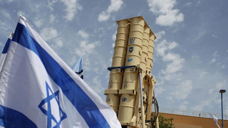 [Vidéo] «Star Wars» : Israël dévoile son nouveau missile anti-missile balistique Arrow 3