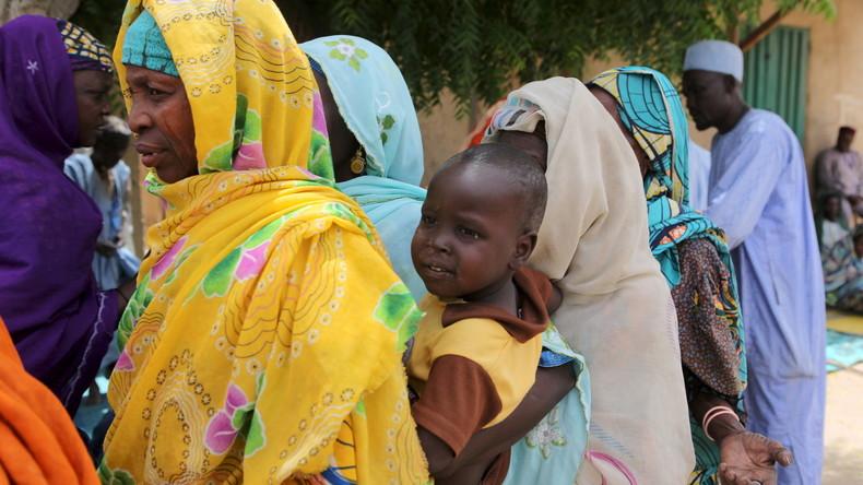 Barbarie islamiste : Au Nigéria, les femmes kamikazes de Boko Haram se font sauter avec des enfants pour ne pas être repérées