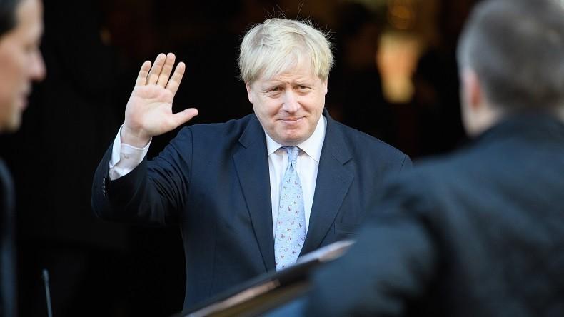 La Grande Bretagne s'oppose à l'enquête de la CPI sur Israël, Boris Johnson n'est heureusement pas Macron… Les terroristes palestiniens parlent de « subversion de l'ordre mondial »