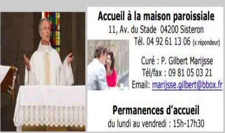 [Vidéo] Sisteron (04) : sourates coraniques devant l'autel durant la messe de Noël