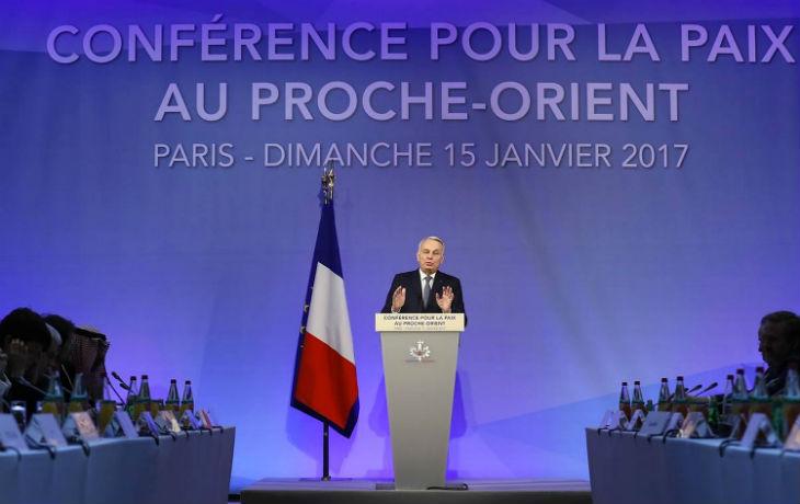 Conférence pour la paix au Proche-Orient : Bilan d'un échec annoncé