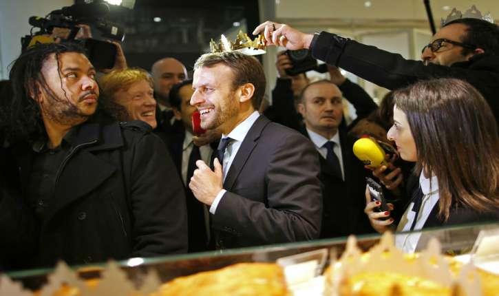 Et pendant ce temps, on parle assez peu des 120.000 euros de « frais de bouche » de M. Macron…