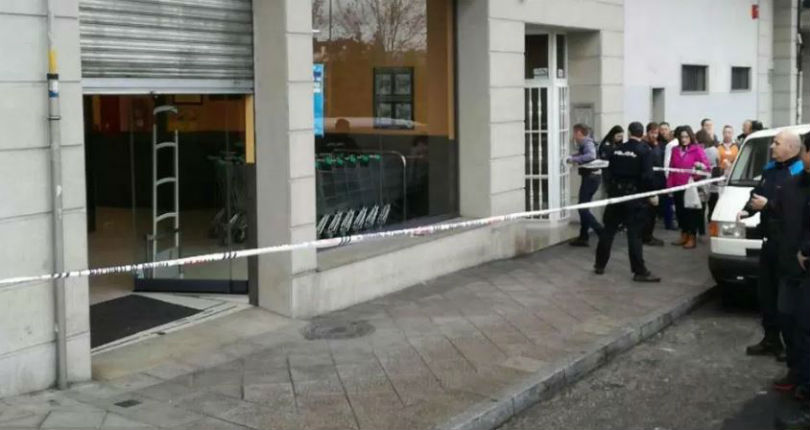 Espagne : un musulman armé et portant une veste d'attentat suicide tire dans une supérette au cri d'«Allah akbar !»